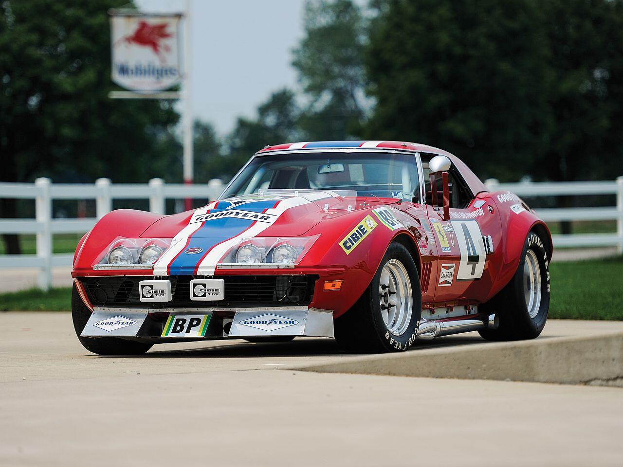 Bild zu 1968 Chevrolet Corvette L88 RED NART Le Mans