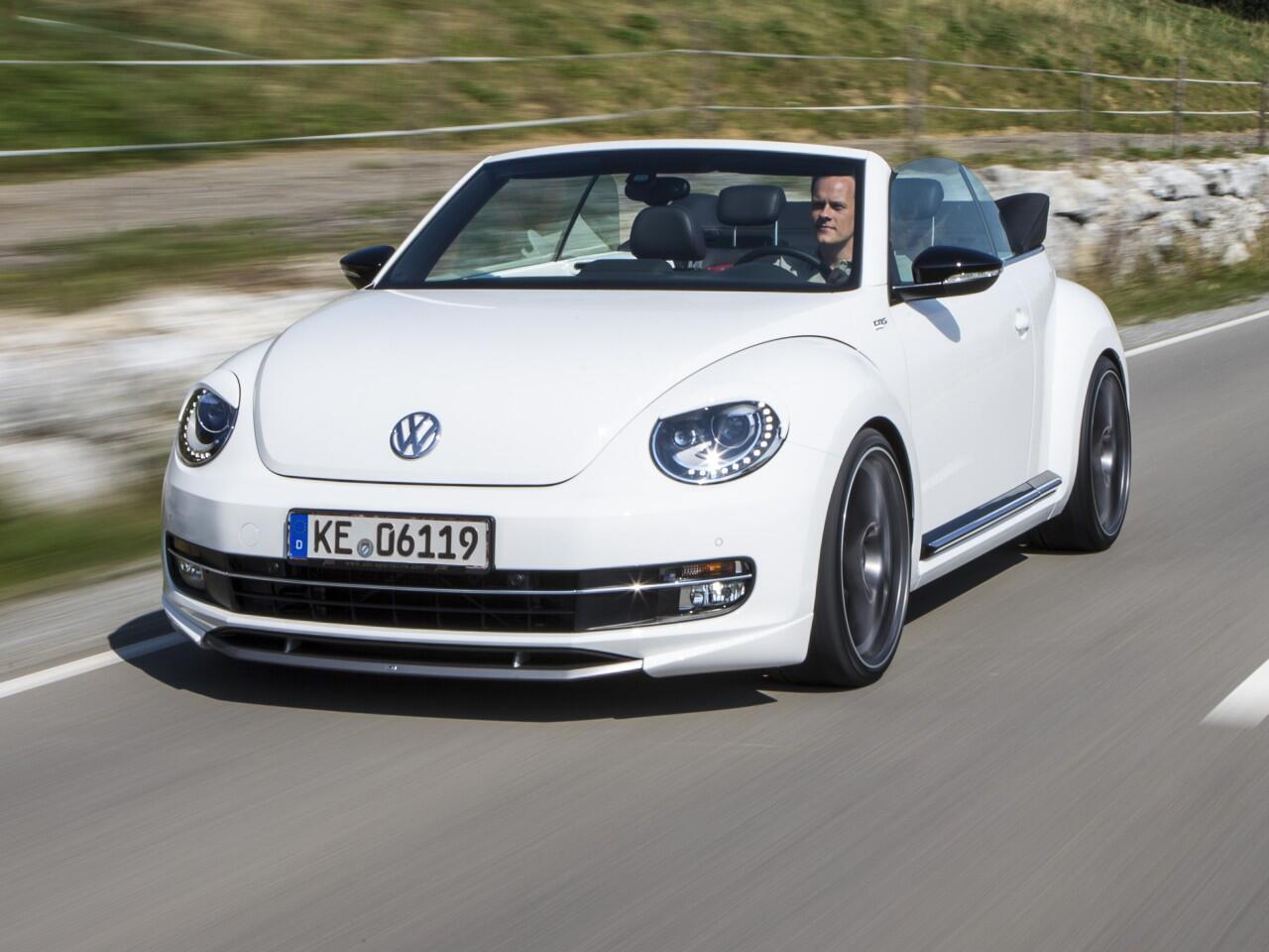 Bild zu VW Beetle Cabrio von Abt