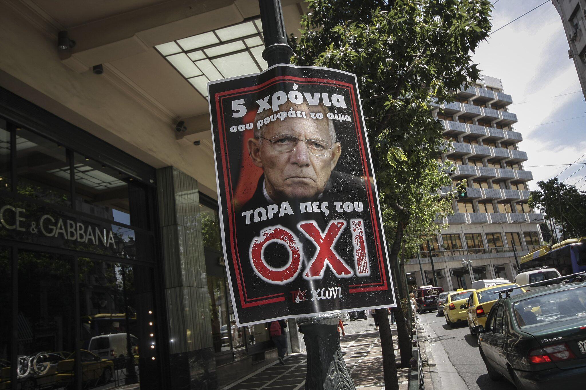 Bild zu Krise in Griechenland