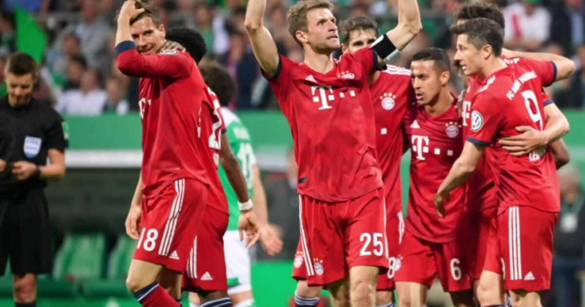 Bremen Bayern Elfmeter