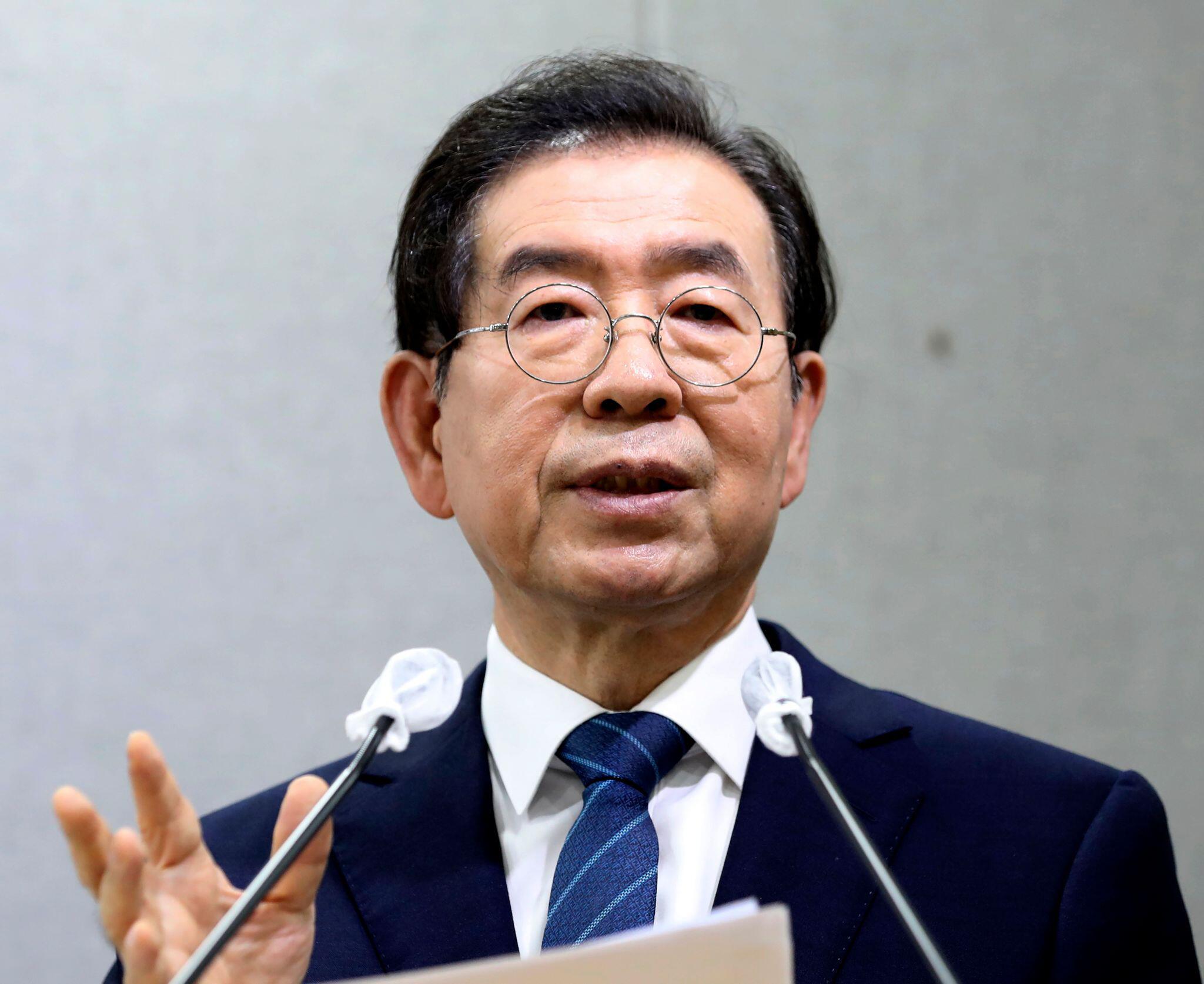 Südkorea: Bürgermeister von Seoul als vermisst gemeldet