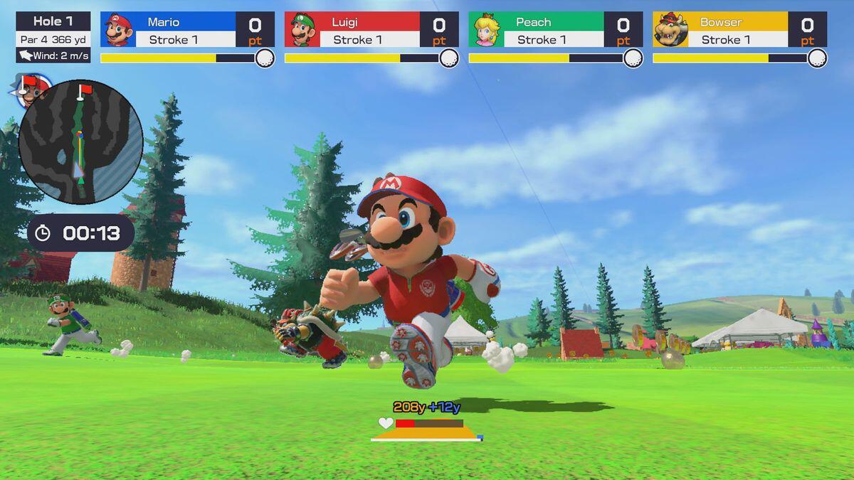 Bild zu Nintendo Direct, Direct, Breath of the Wild 2, Splatoon 3, Mario Golf, Super Rush, Animal Crossing