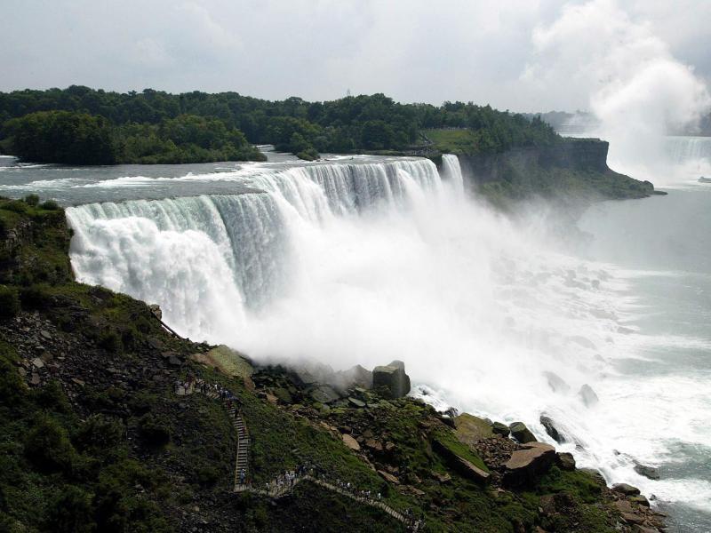 Bild zu Niagarafälle