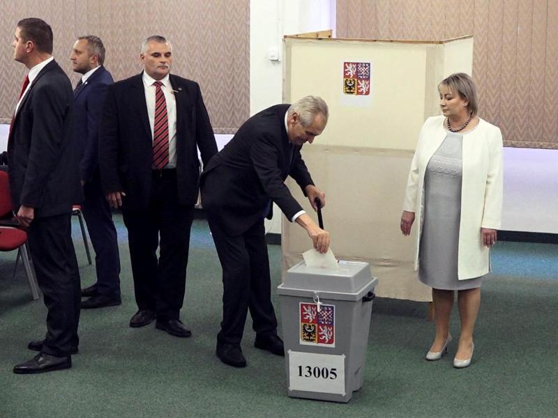 Bild zu Präsidentschaftswahl