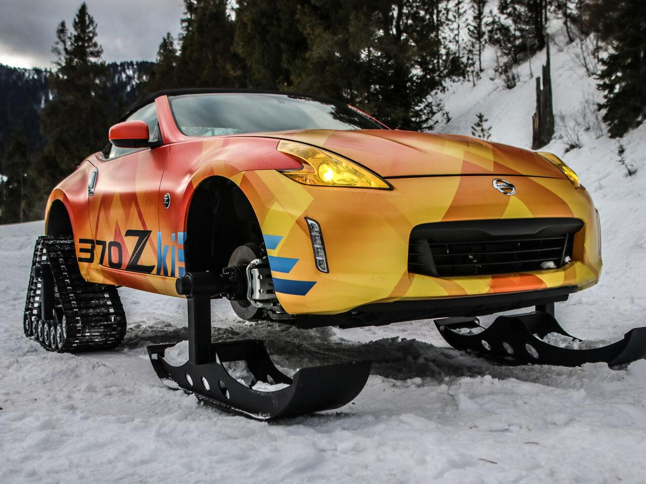 Bild zu Nissan 370 Zki