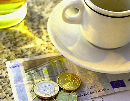 Bild zu Trinkgeld