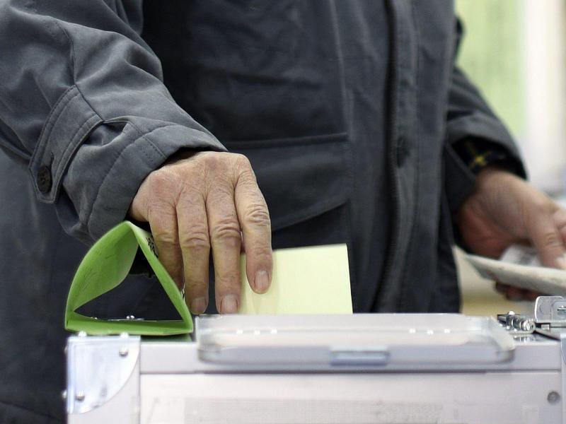 Bild zu Stimmabgabe