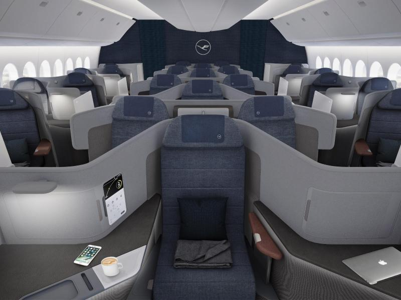 Bild zu Lufthansas Business Class