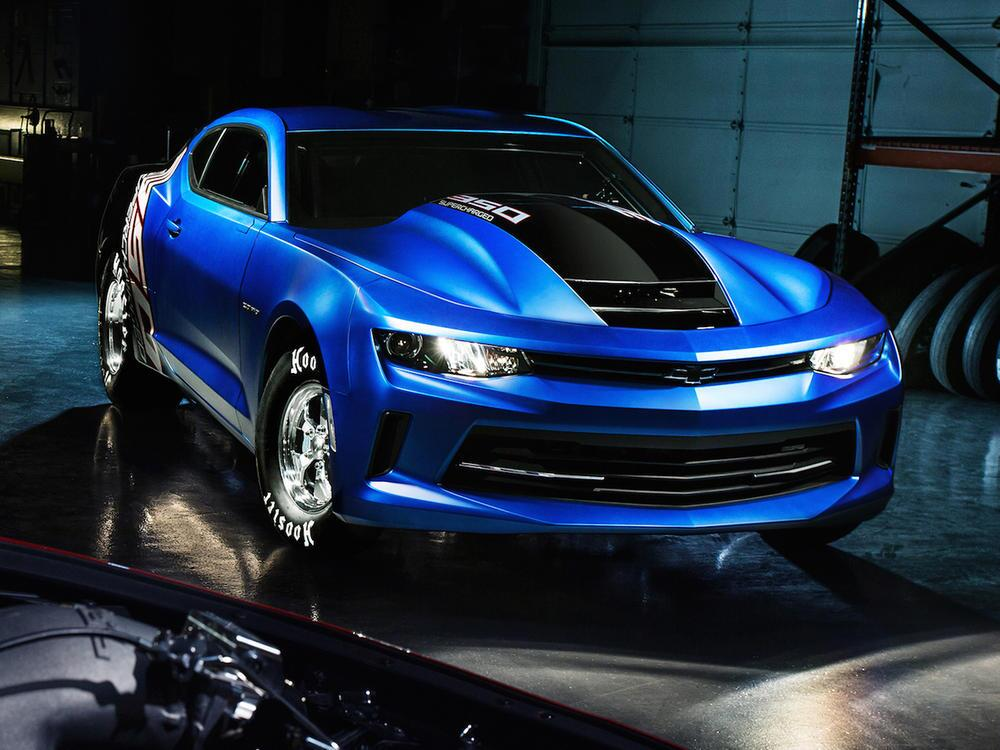 Bild zu Chevrolet COPO Camaro Show Car