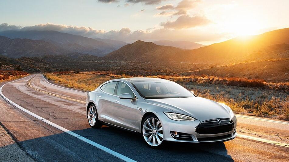 Amerikanische Elektro-Limousine: Tesla Model S