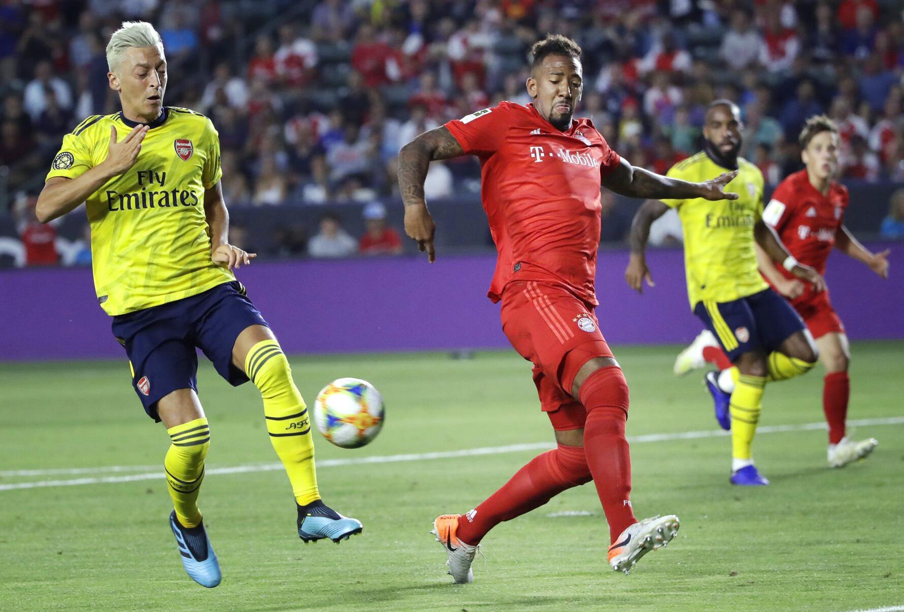 Bild zu Bayern München - FC Arsenal