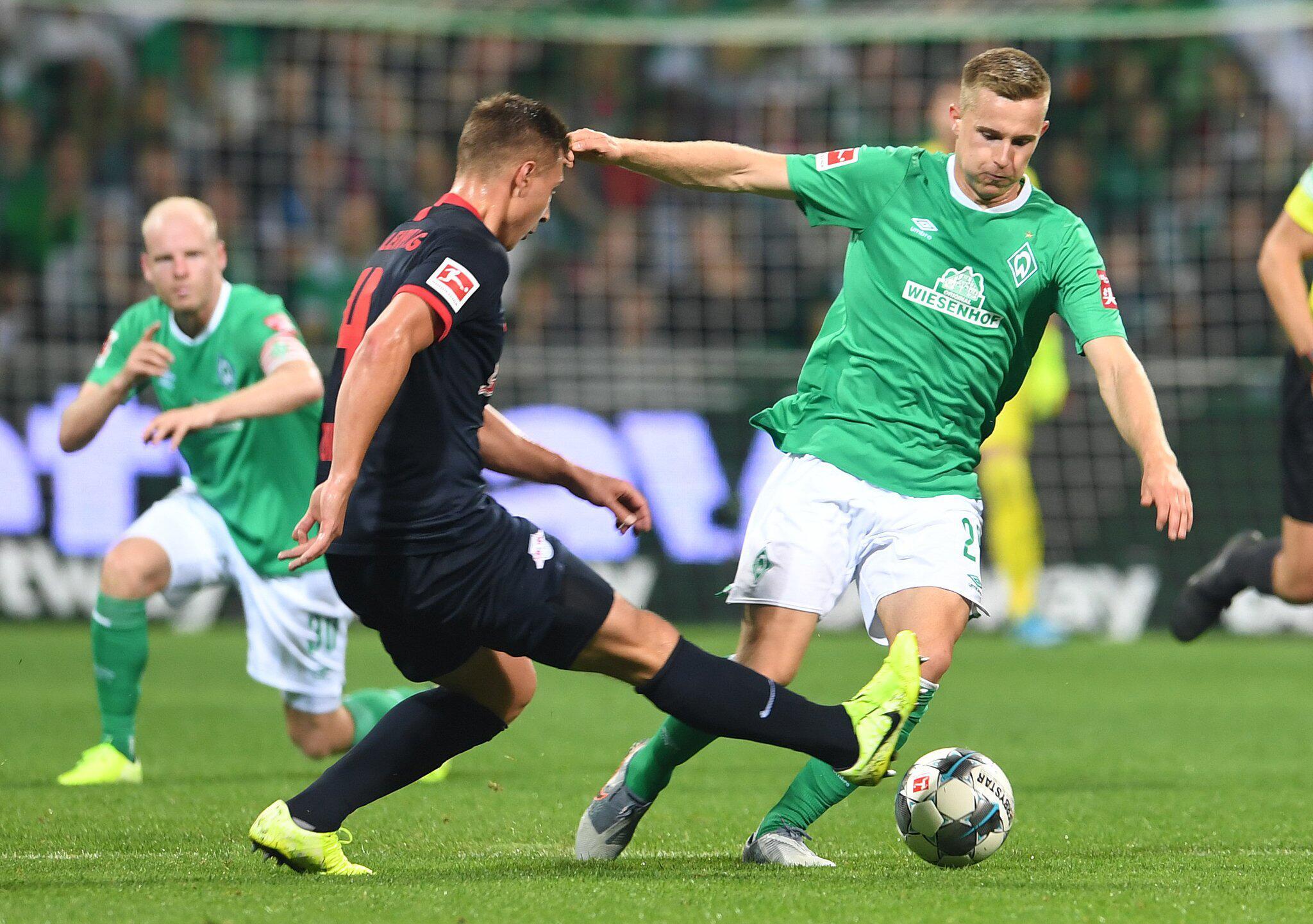 Bild zu Werder Bremen - RB Leipzig