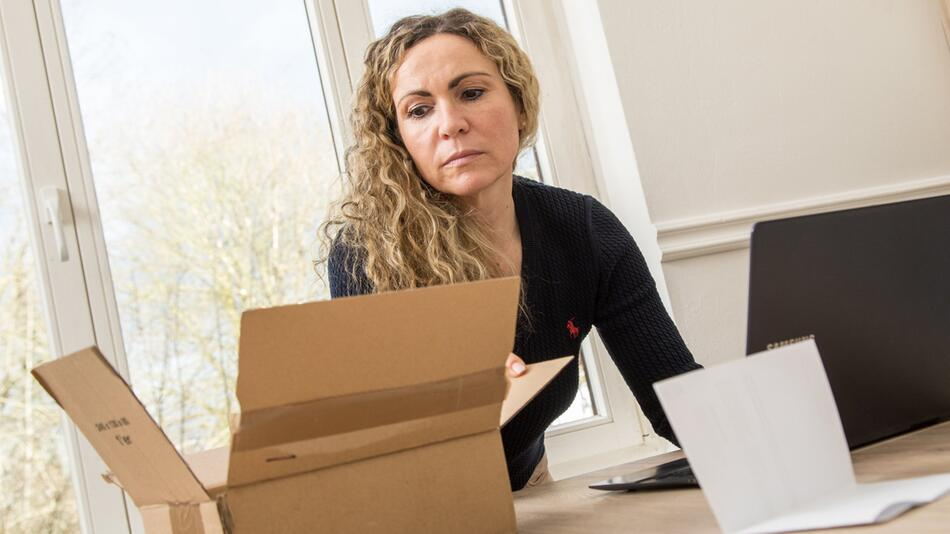 Online-Shopping, Probleme