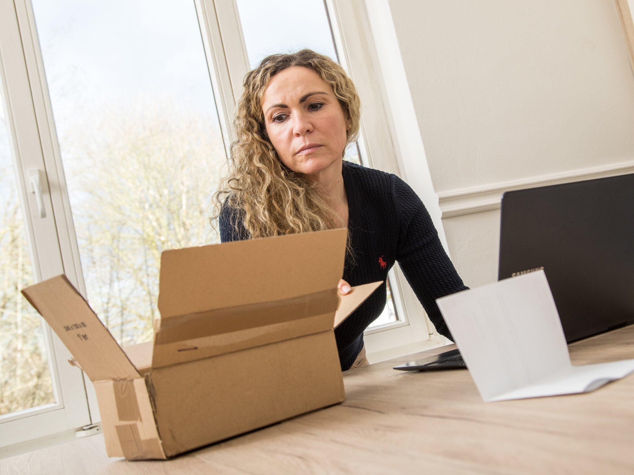 Bild zu Online-Shopping, Probleme