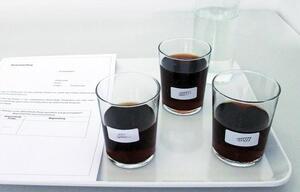 Verschiedene Cola-Sorten im Test