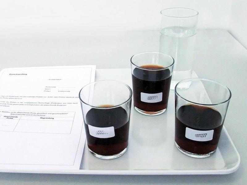 Bild zu Verschiedene Cola-Sorten im Test
