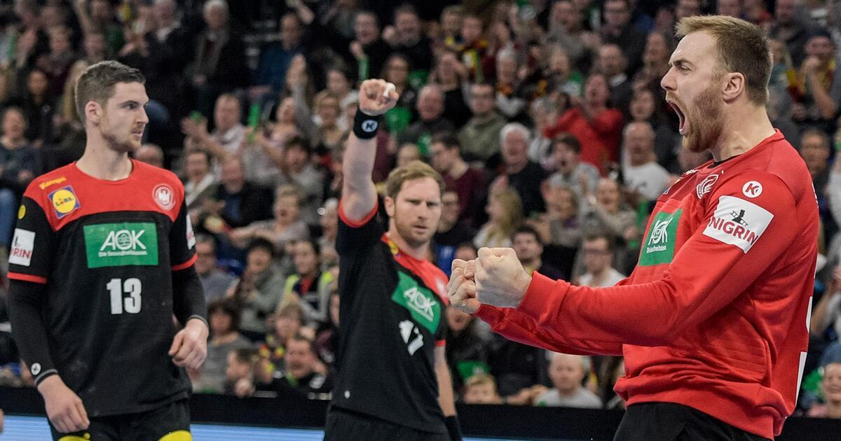Handball-WM 2019: Spielplan und Termine der deutschen ...