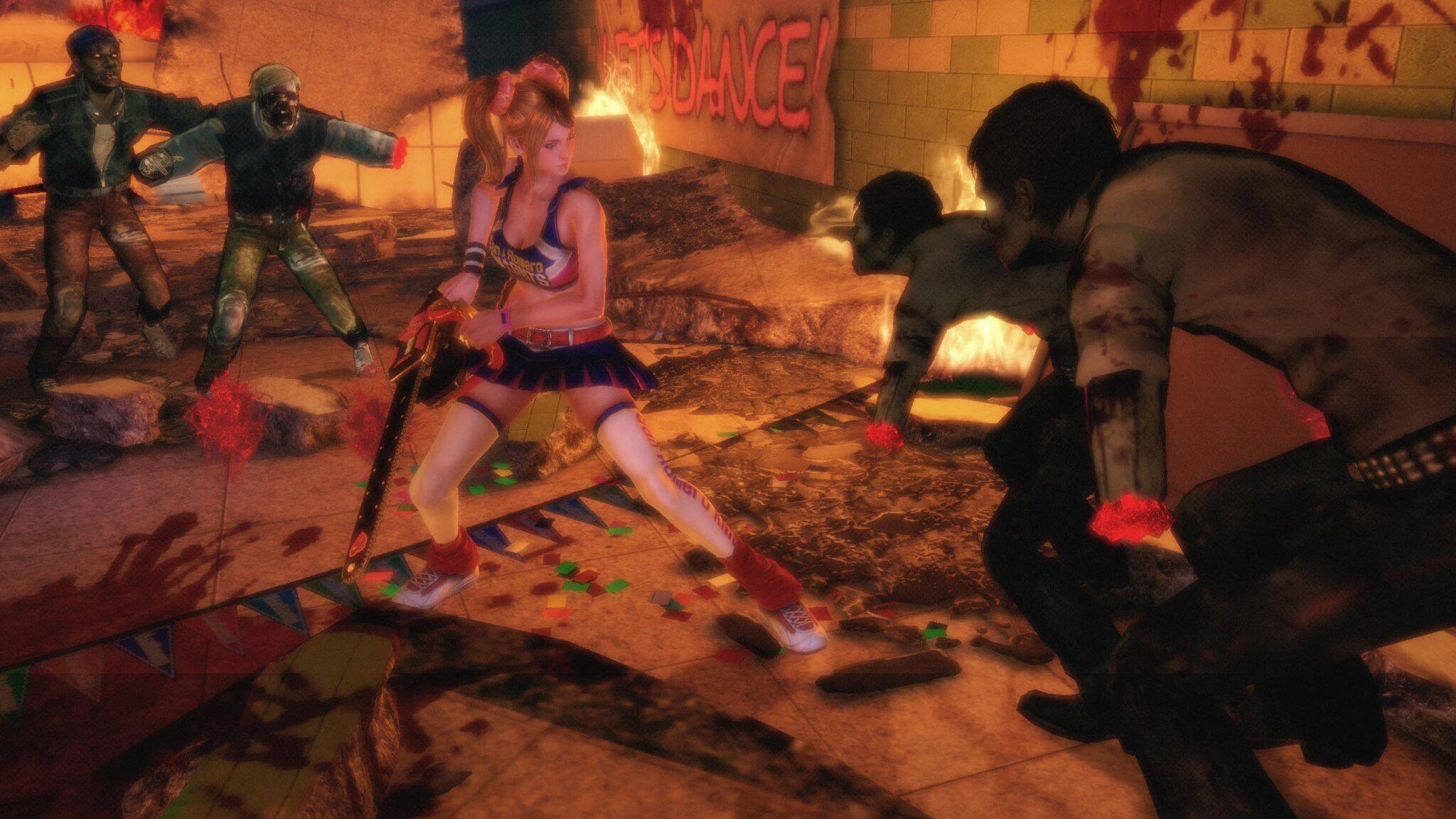 Bild zu Lollipop Chainsaw