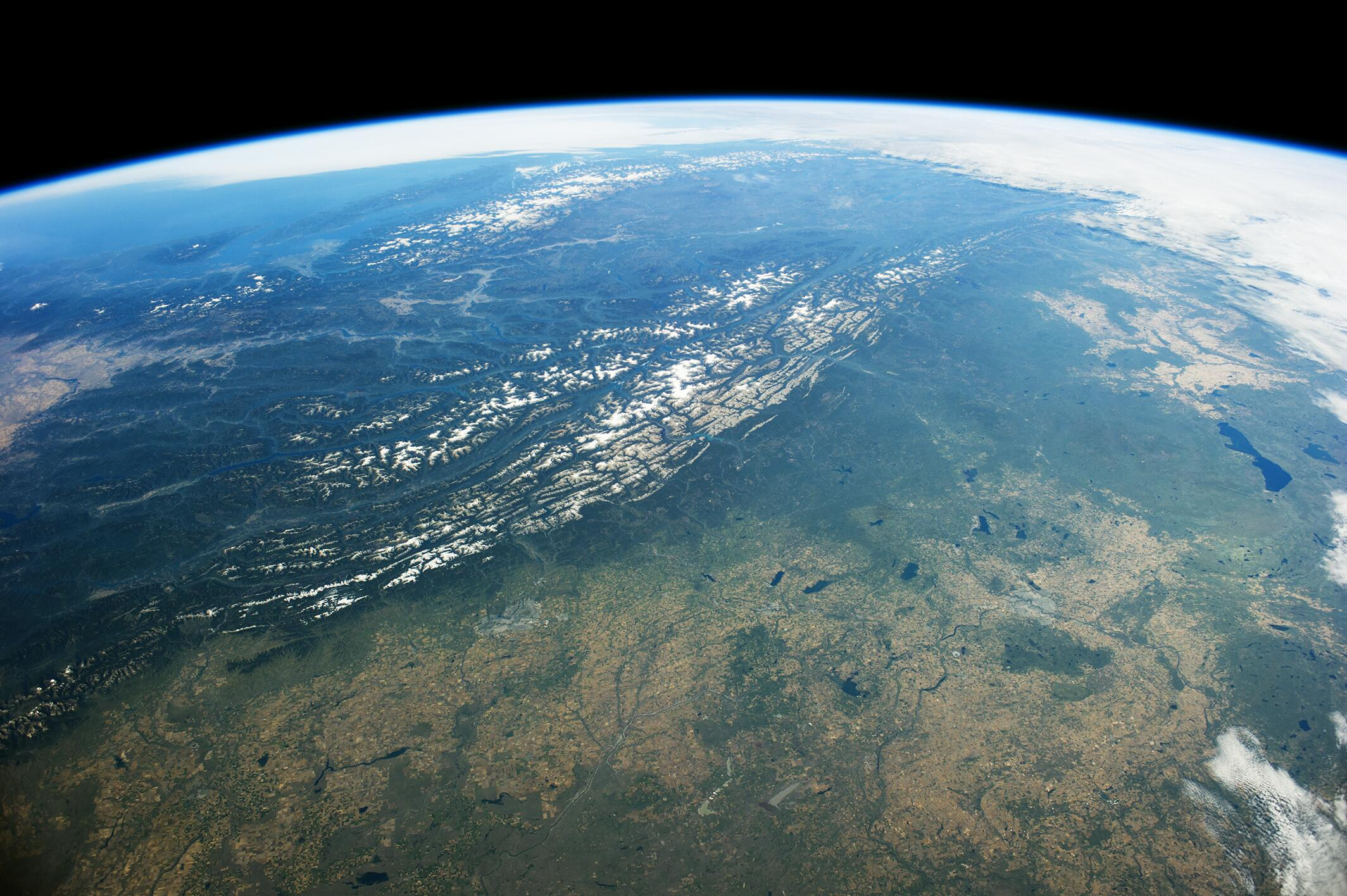 Bild zu Rocky Mountains