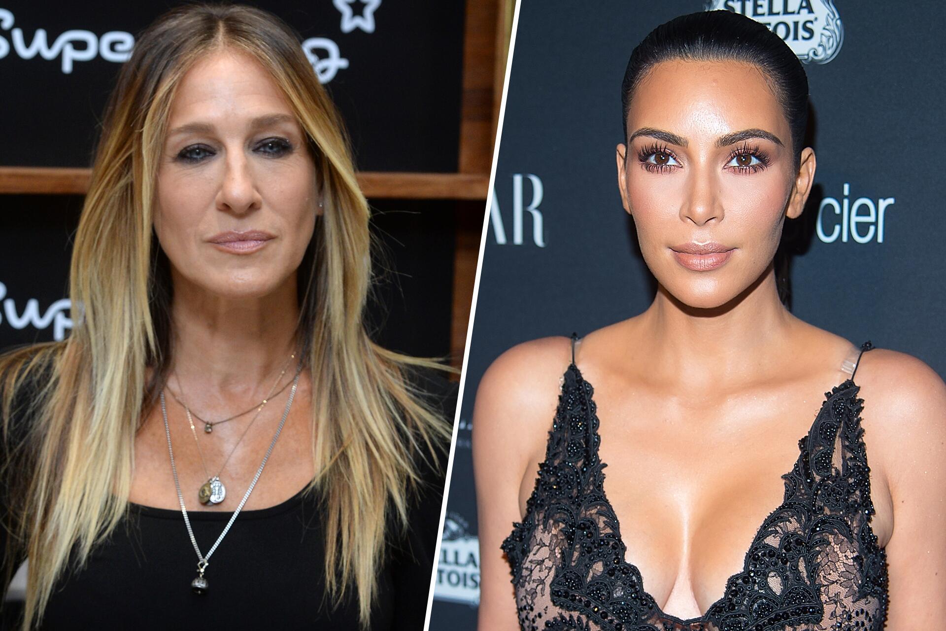 Sarah Jessica Parker Das Denkt Sie über Kim Kardashian Webde