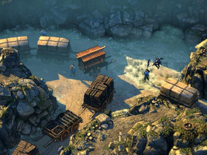 Bild zu «Shadow Tactics: Blades of the Shogun»