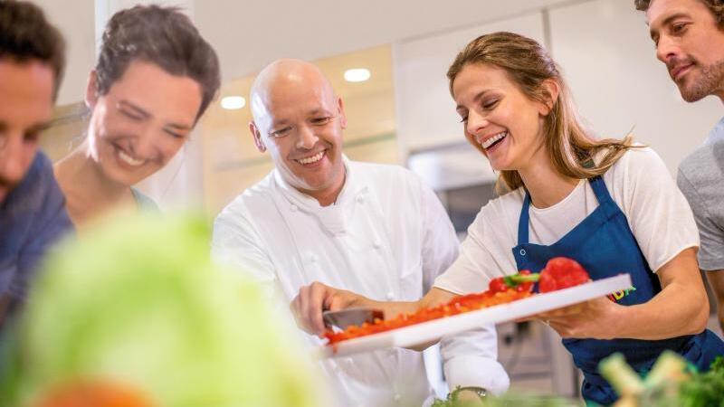Kochschulen bei Aida Cruises