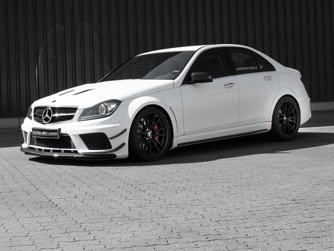 Bild zu Mercedes C-Klasse