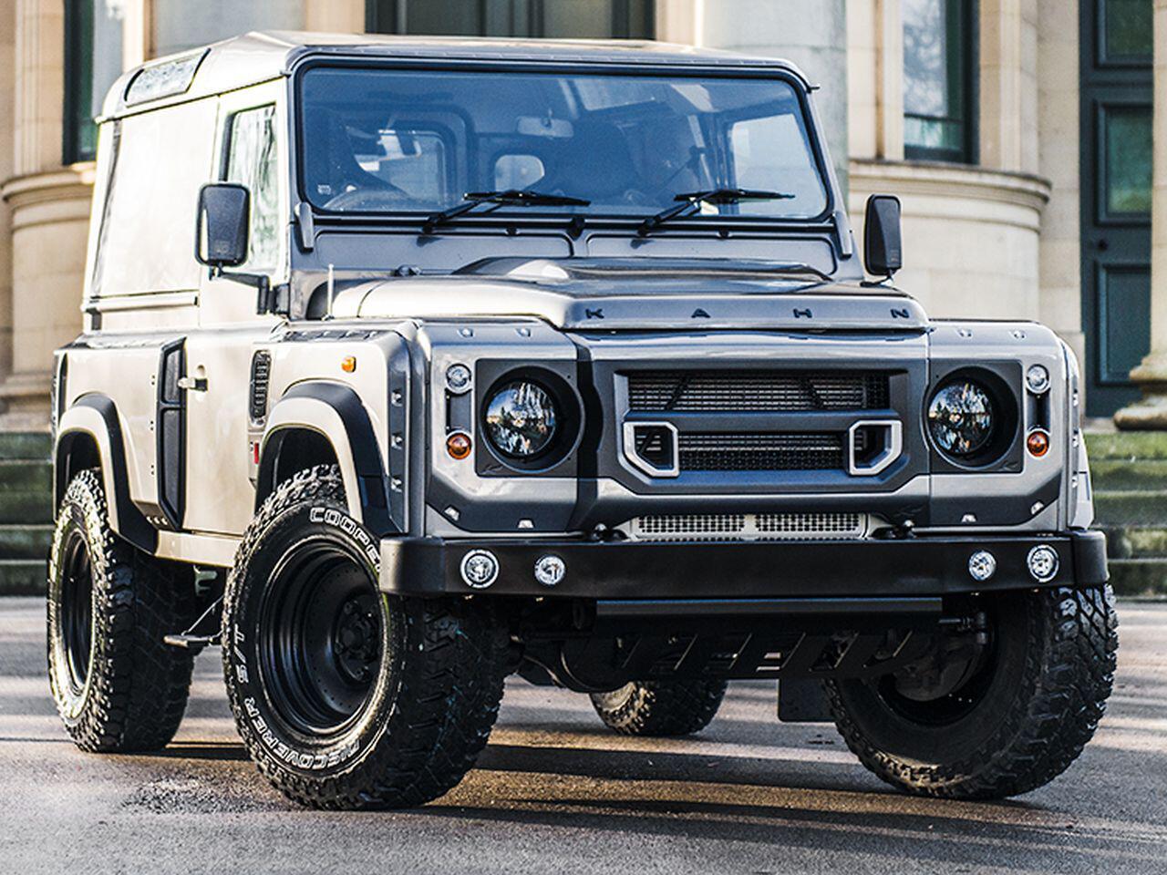 Bild zu Land Rover Defender Chelsea Wide Track von Kahn Design