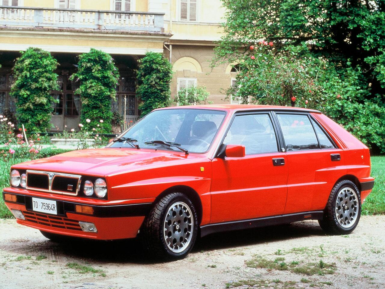 Bild zu Lancia Delta