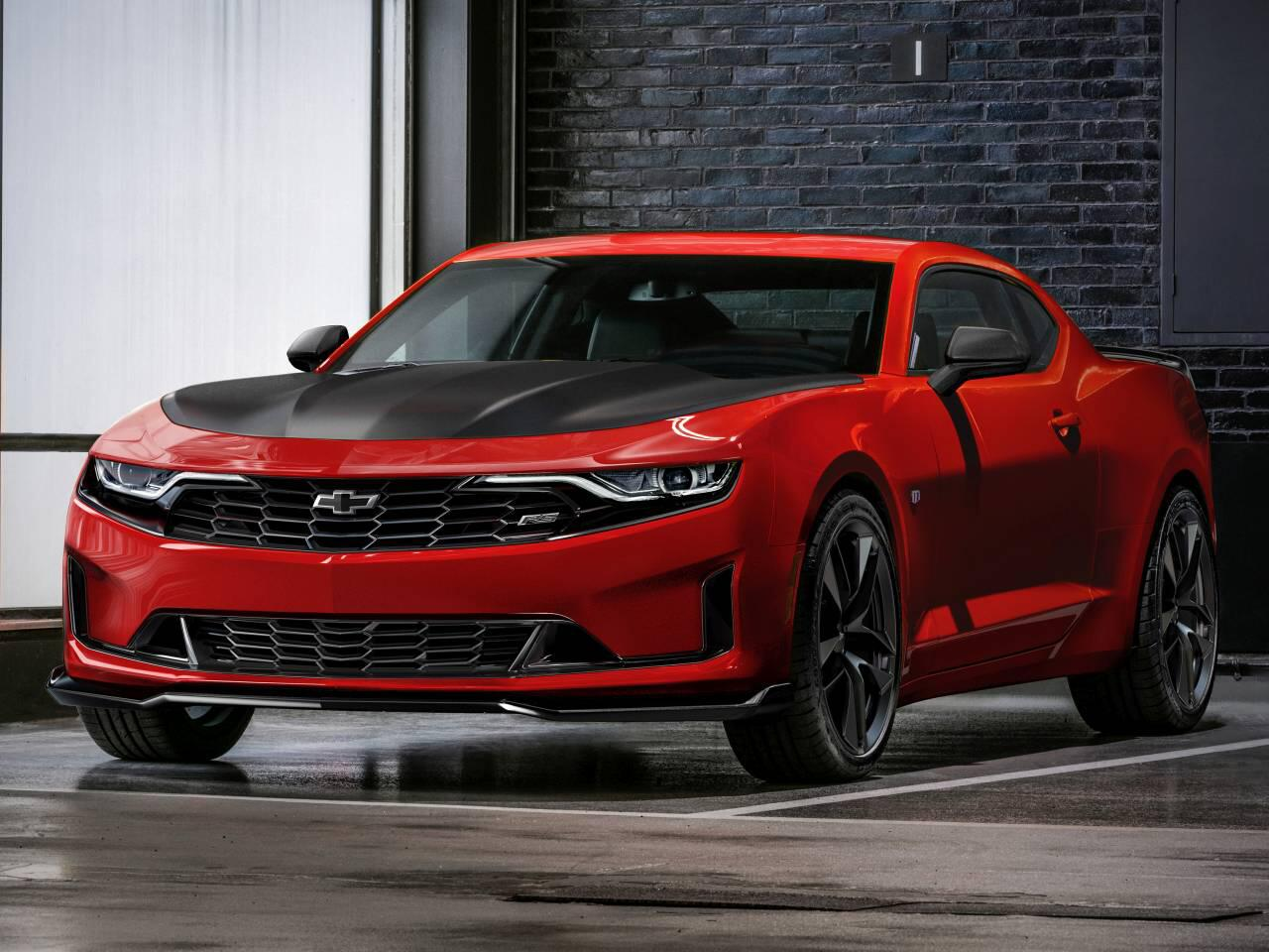 Bild zu Chevrolet Camaro Turbo 1LE (2019)