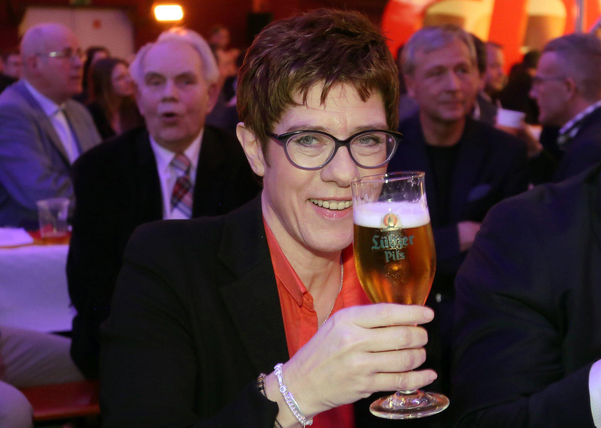 Bild zu Politischer Aschermittwoch in Demmin - CDU