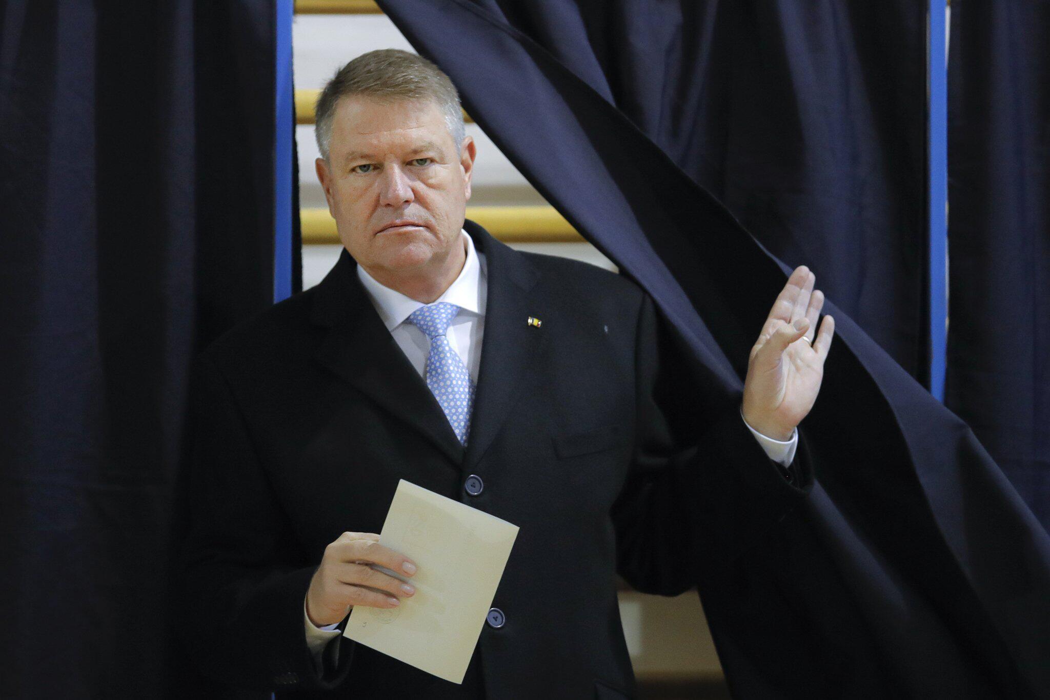 Bild zu Präsidentenwahl in Rumänien