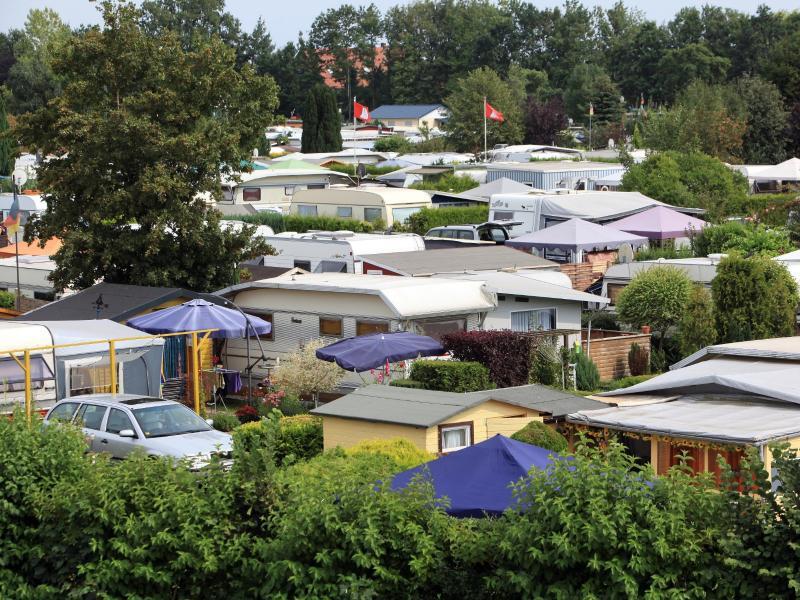Bild zu Campingplatz in Deutschland