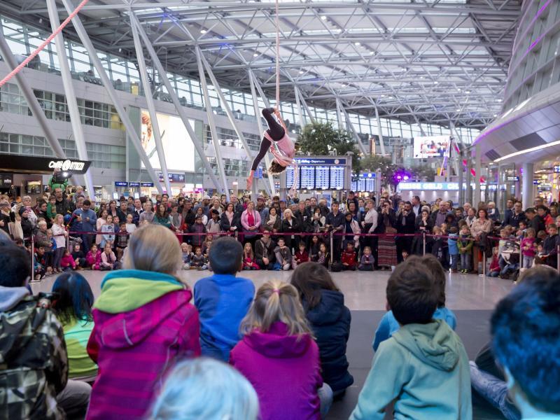 Bild zu Zirkusfest