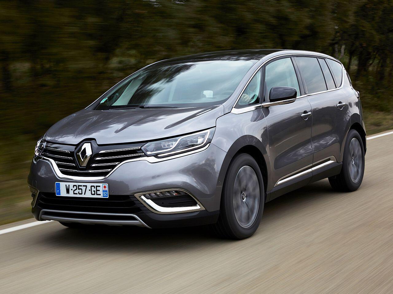 Bild zu 9. Platz: Renault Espace