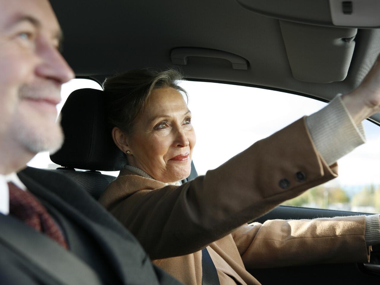 Bild zu Autofahren im Alter: Eine Gefahr für andere Verkehrsteilnehmer?