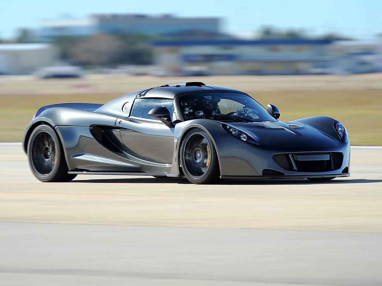 Bild zu Hennessey Venom GT