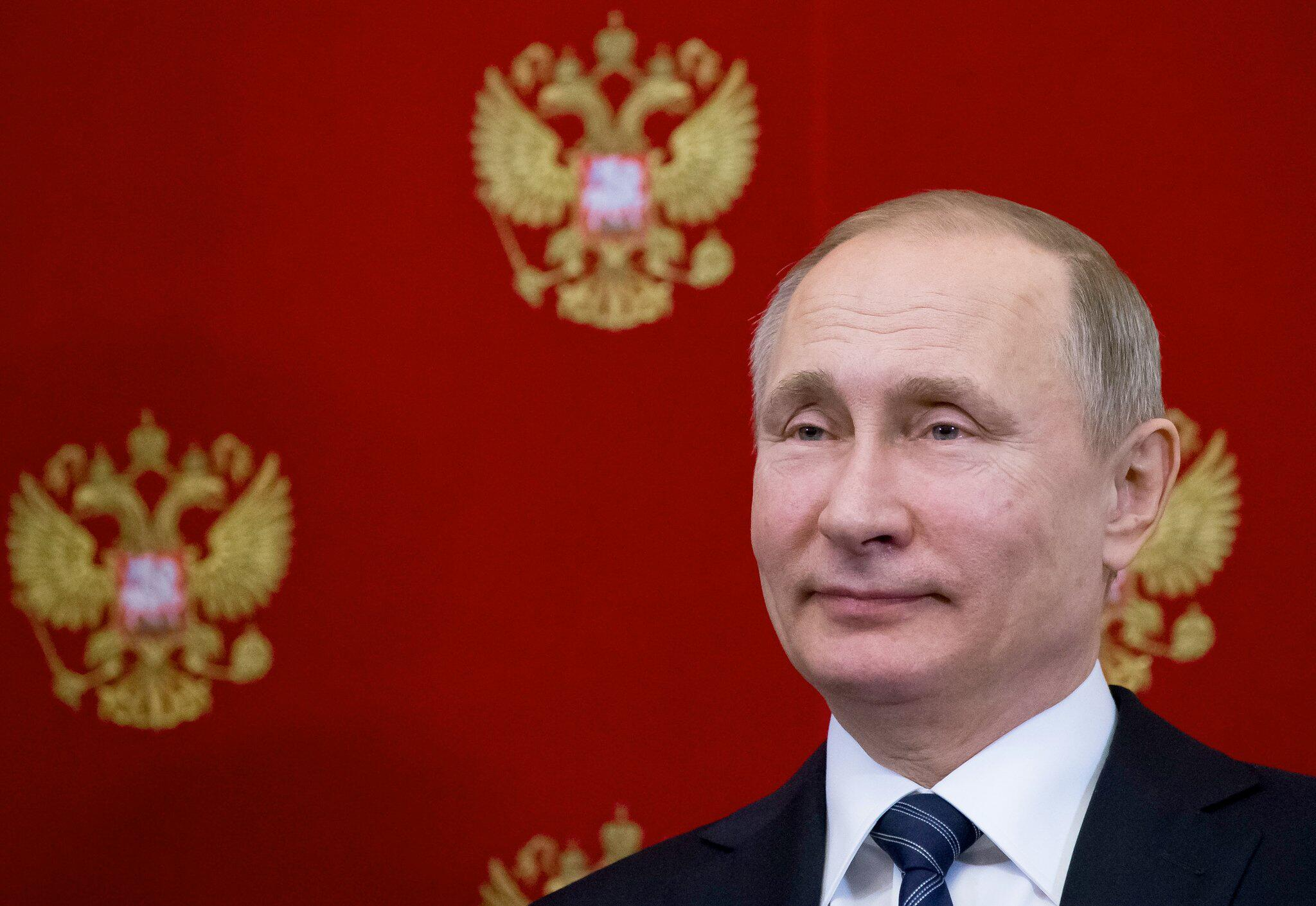 Bild zu Wladimir Putin, Giftgasanschlag, London, Russland,