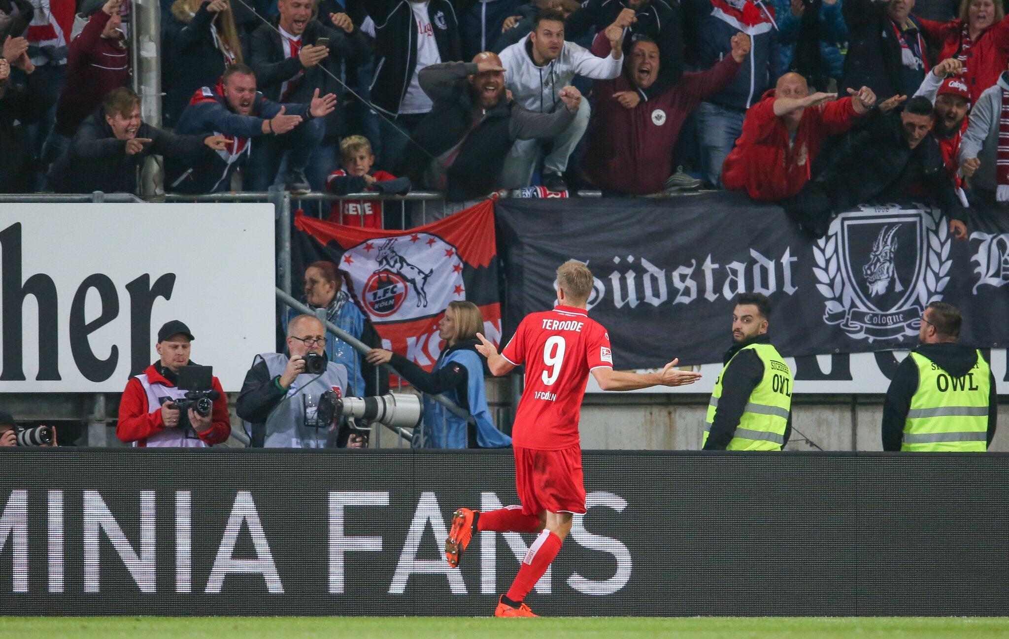 Bild zu Arminia Bielefeld - 1. FC Köln