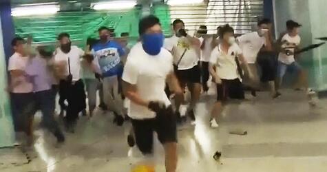 Hongkong Schlägerbanden