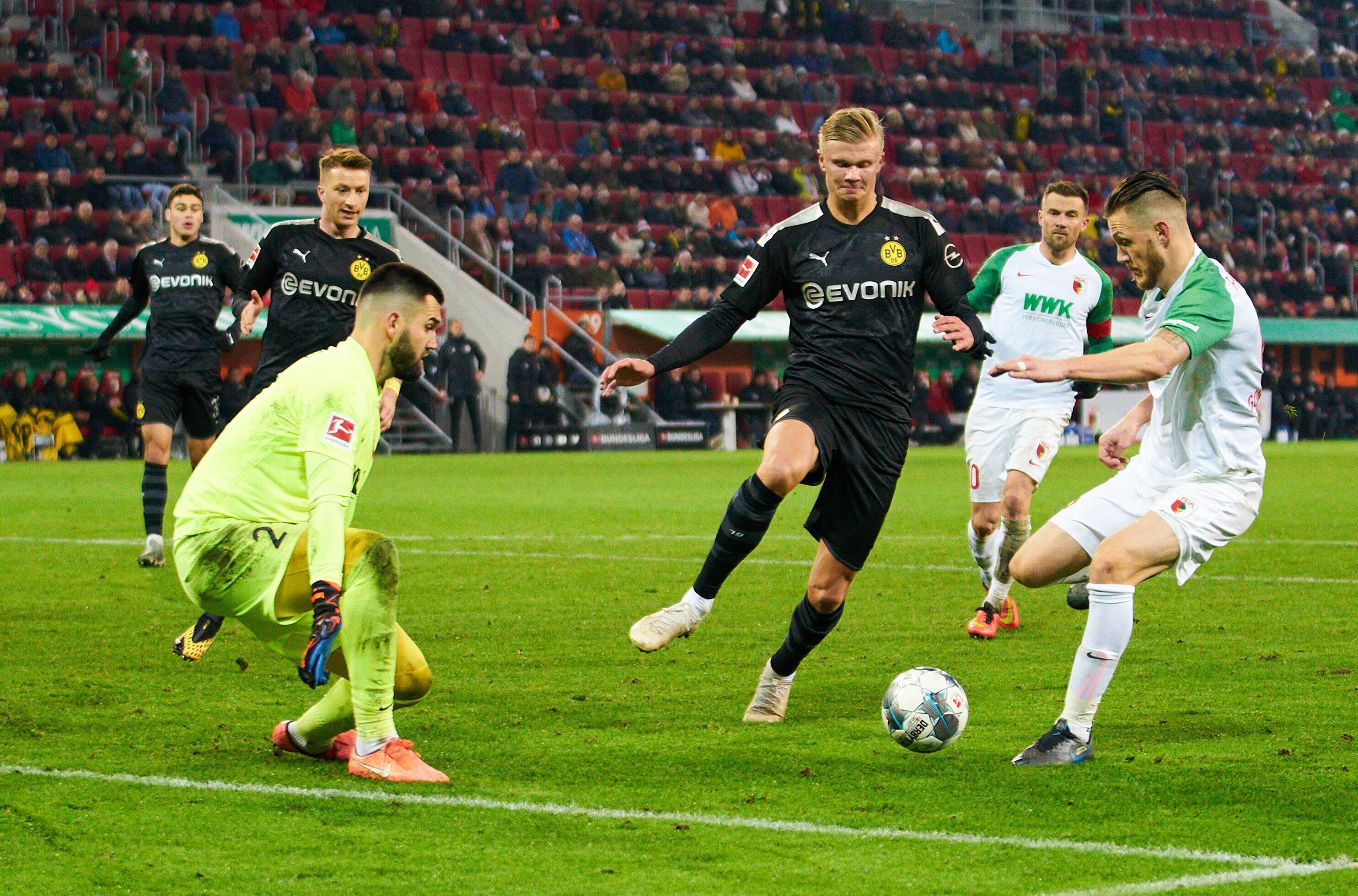 Dortmund Augsburg Free Tv