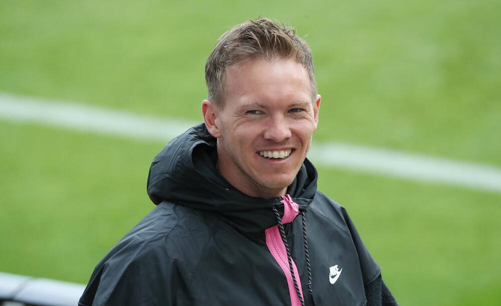 Julian Nagelsmann trainiert ab der Saison 2021/22 den FC Bayern München.