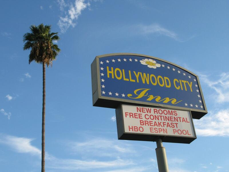 Bild zu Hollywood City Inn / Los Angeles