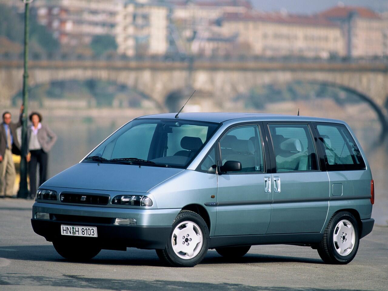 Bild zu Fiat Ulysse (2002)