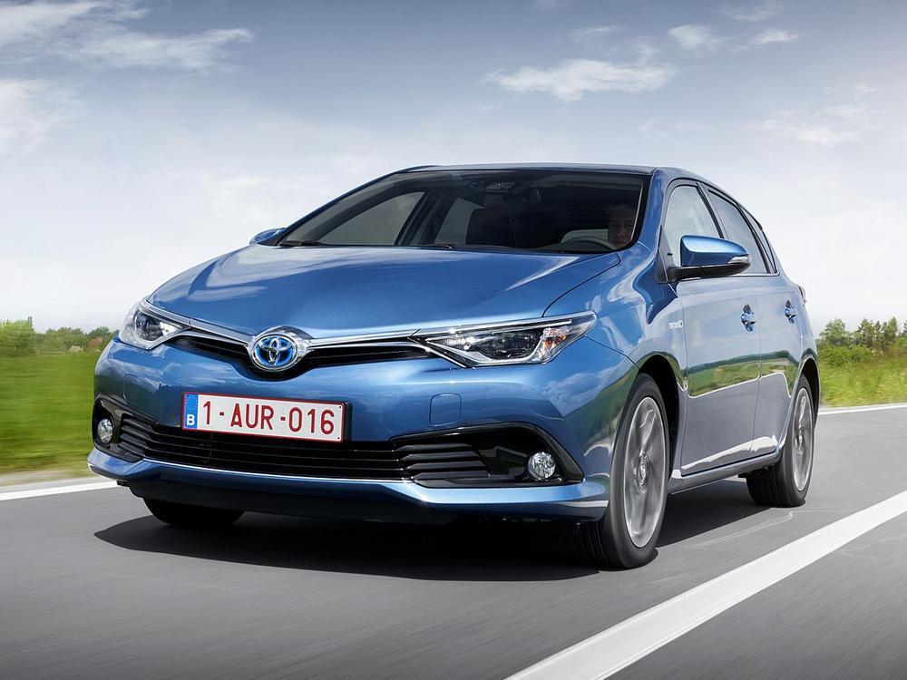 Bild zu Toyota Auris 1.8 Hybrid