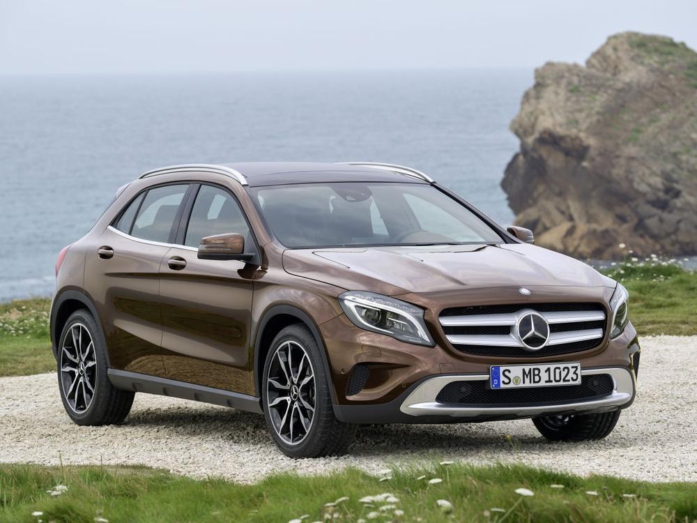 Bild zu Platz 9: Mercedes-Benz GLA