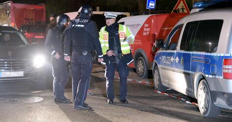 Three dead after shots in Heidelberg skyscraper