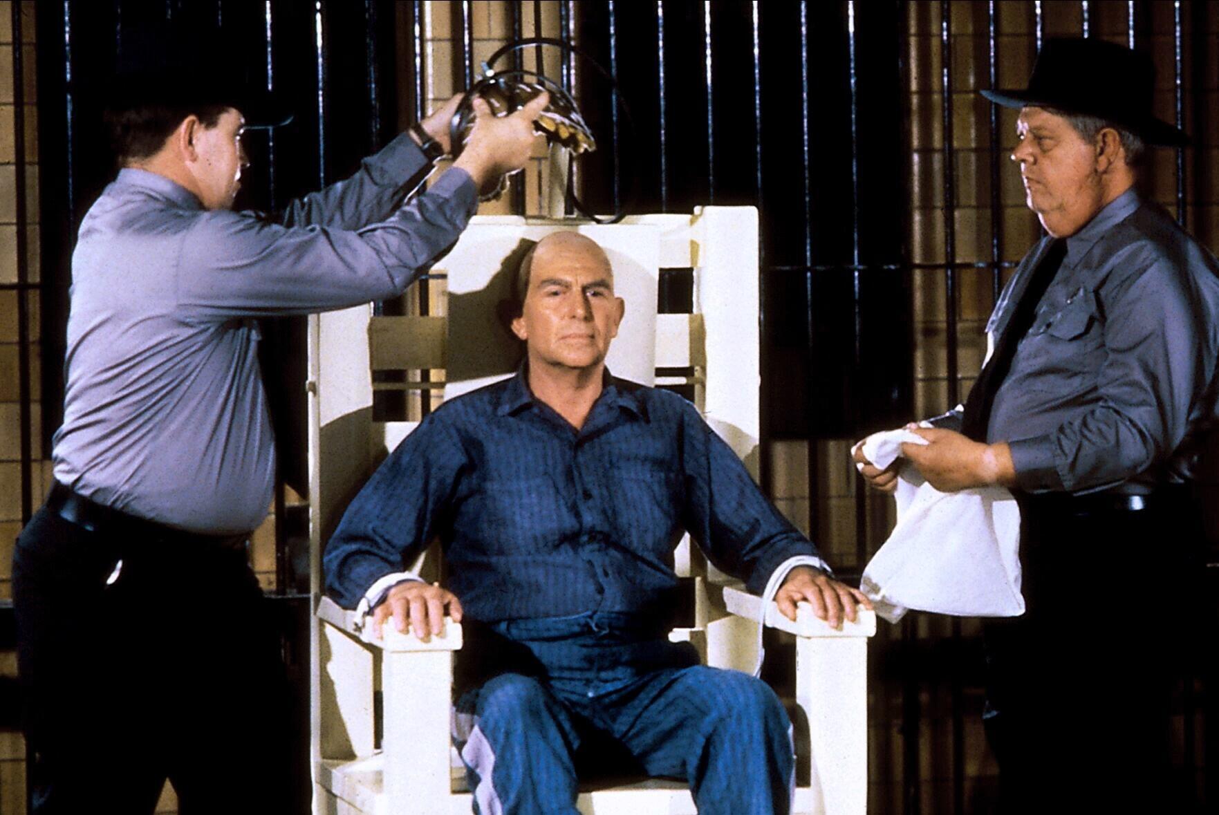 Bild zu Todesstrafe, Elektrischer Stuhl,