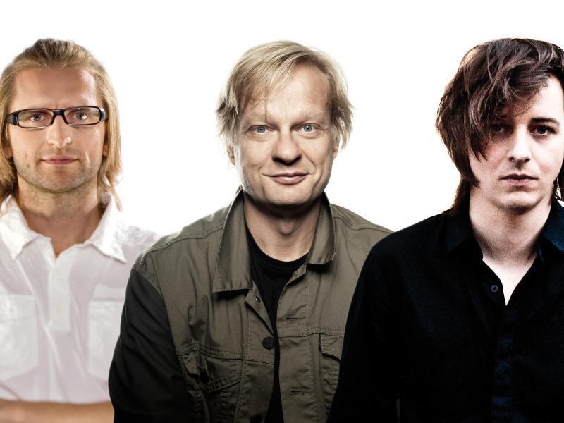 Bild zu Drei Pianisten