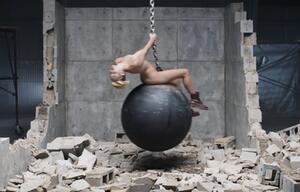 Völlig zugedröhnt! Miley Cyrus saß high auf der Abrissbirne